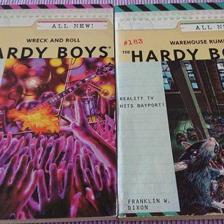 Hardy boys detective series