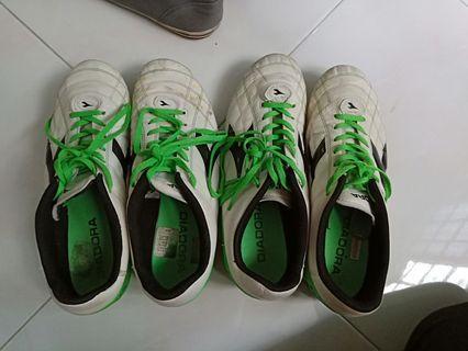 Diadora soccer boots