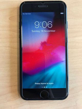 iPhone 7 Jet Black 128Gb for sale