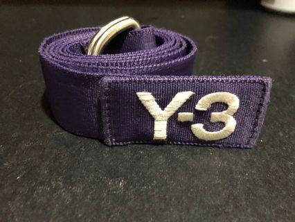 Y3 belt