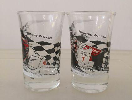 Johnny Walker shot glass 2