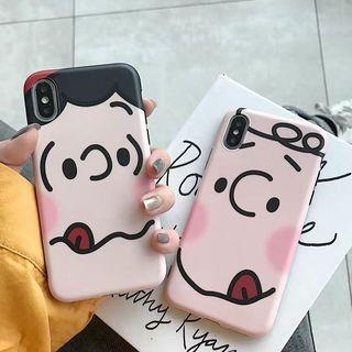 Iphone查理手機殼