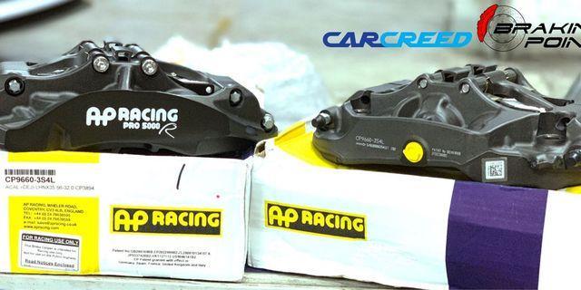 AP Racing Pro 5000R CP9660 6 pot