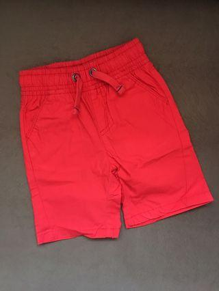 Mothercare Red Shorts Boy