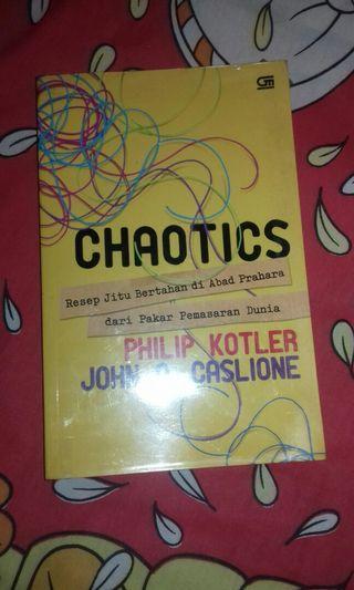 Chaostics: Resep Jitu dari Pakar Pemasaran Dunia