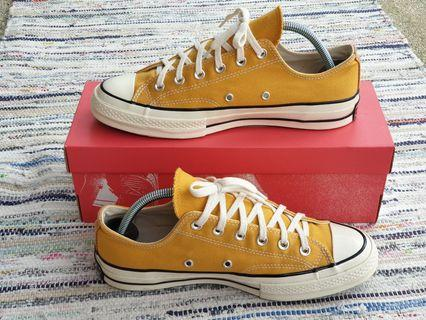 Converse 70's Chuck Tailor Low - Yellow Sunflower