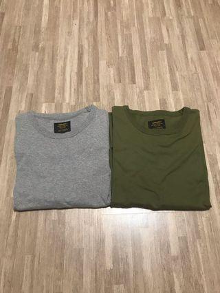 [$200兩件] Carhartt WIP S/S Military T-Shirt