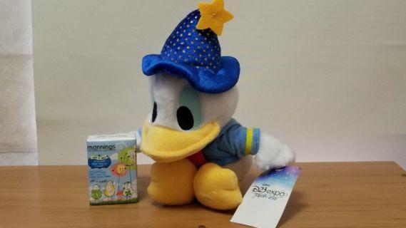 Donald Duck毛公仔