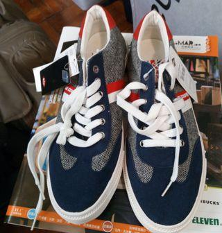 Lee Cooper Canvas Sneakers (Size:44)