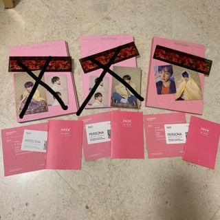 WTS BTS map of the soul persona