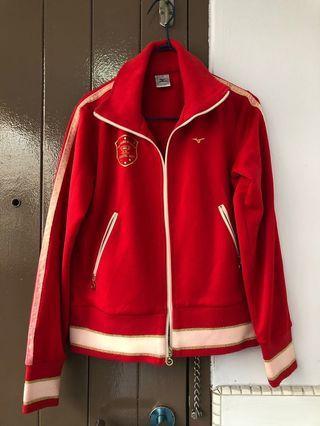 🚚 Mizuno Red Jacket #ENDGAMEyourEXCESS