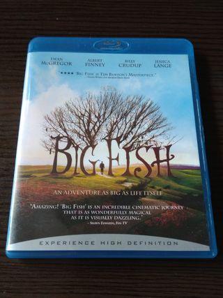 Big Fish - Bluray Movie (有中文字幕)