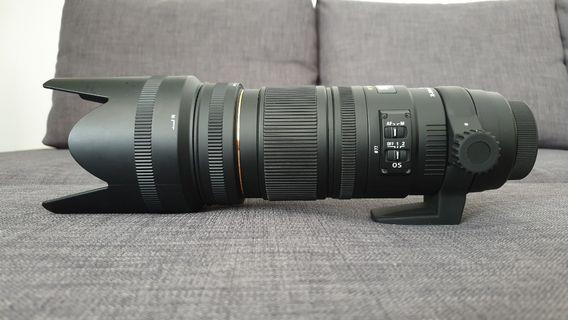 Sigma 70-200mm f/2.8 APO DG OS HSM (Nikon)