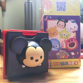 Disney x 7-11 百變組合box- Mickey Mouse Head