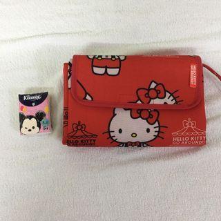 Hello Kitty Go around 野餐墊