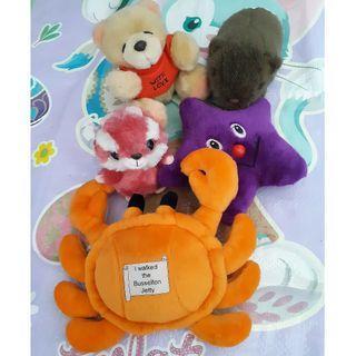 Plush Toys (Assorted)