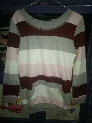 Sweater knit rajut