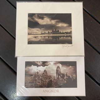New Undisplayed Angkor Wat Photo Cambodia Solar Eclipse