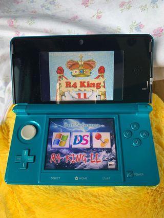 Nintendo hand held set
