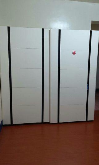 七尺烤白衣櫃