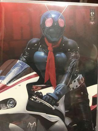 幪面超人 kamen rider masked rider The First 電影DVD碟