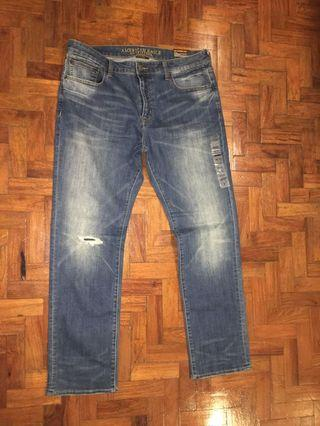 American Eagle Outfitters mens jeans