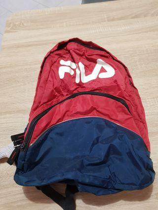 🚚 FILA Backpack