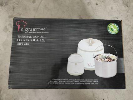 La Gourmet Magic Pot