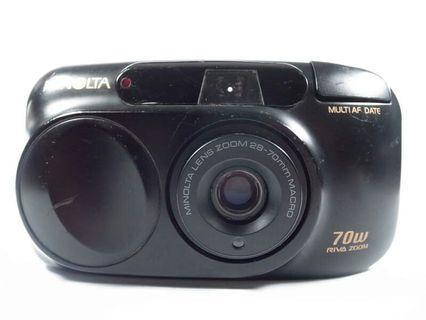 [一直攝] Minolta Riva Zoom 70w 底片相機