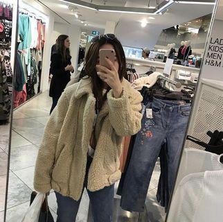 (US 8)H&M Jacket