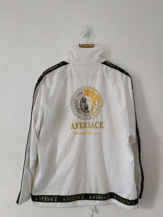 Vintage A.Versace Tracksuit Top