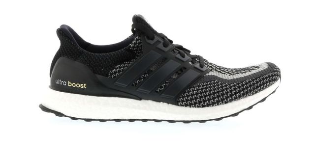 685ec3914b5b4 Adidas Ultra Boost 2.0 Black Reflective