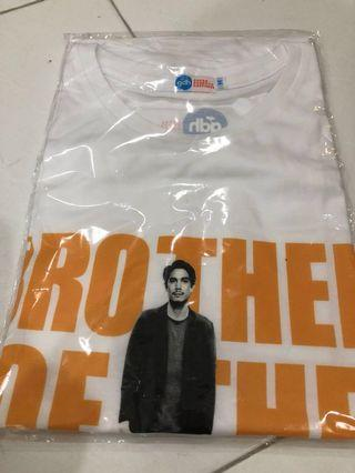 T shirt (2pcs) - Brother of the year!
