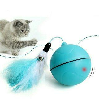 [Pre-Order] Electric Rolling Ball Toys for Cats Interactive Laser Magic Ball Toy