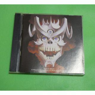 CD VARIOUS ARTISTS : MADE IN TRIBUTE . A TRIBUTE TO THE BEST BAND IN A WHOLE GODDA.MM WORLD ALBUM (1997) THERION IN FLAMES METAL