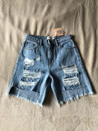 BRAND NEW Denim shorts