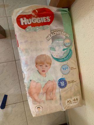 🚚 To bless: XL Huggies Diaper
