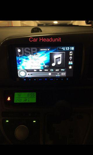 Car Headunit Installer