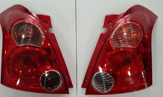 Suzuki Swift Rear Tail Lights