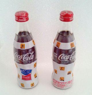 ATHENS 2004 奥運可口可樂 日本版 限量發行 市場少有