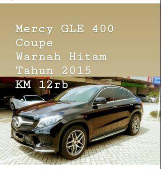 Mercy GLE 400 coupe