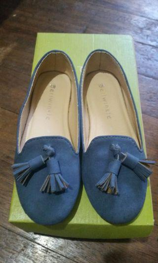 Periwinkle Shoes