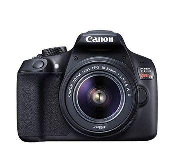 Canon EOS Rebel T6 DSLR Camera + 19-55mm lens