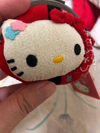Kitty日本購入 口金包