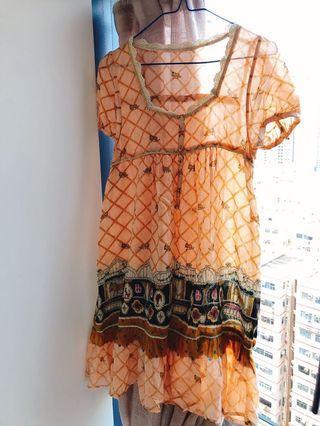 Franche Lippee 馬戲團 連身裙