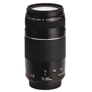 Canon 75-30mm zoom lens