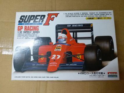 絕版 法拉利 F1 模型車