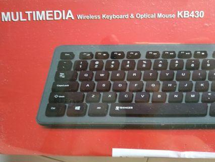 Ranger Keyboard KB430