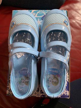 Frozen 女童鞋 冰雪奇緣