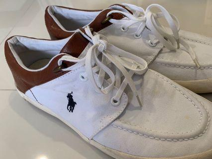 🚚 Polo Ralph Lauren Canvas Shoes